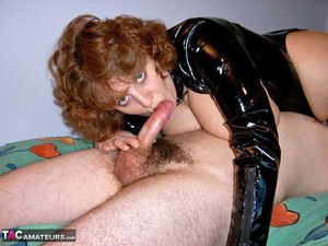 BBW Mature Latex Pics